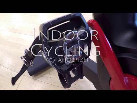 Ich spinne | Indoor Cycling im Winter