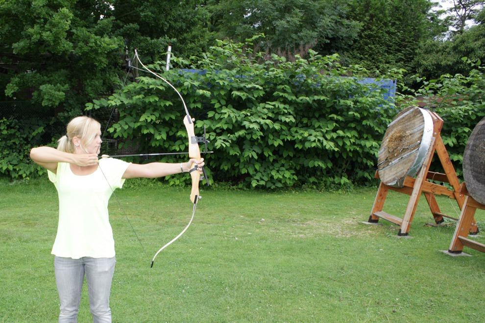 Bogenschießtraining in Köln