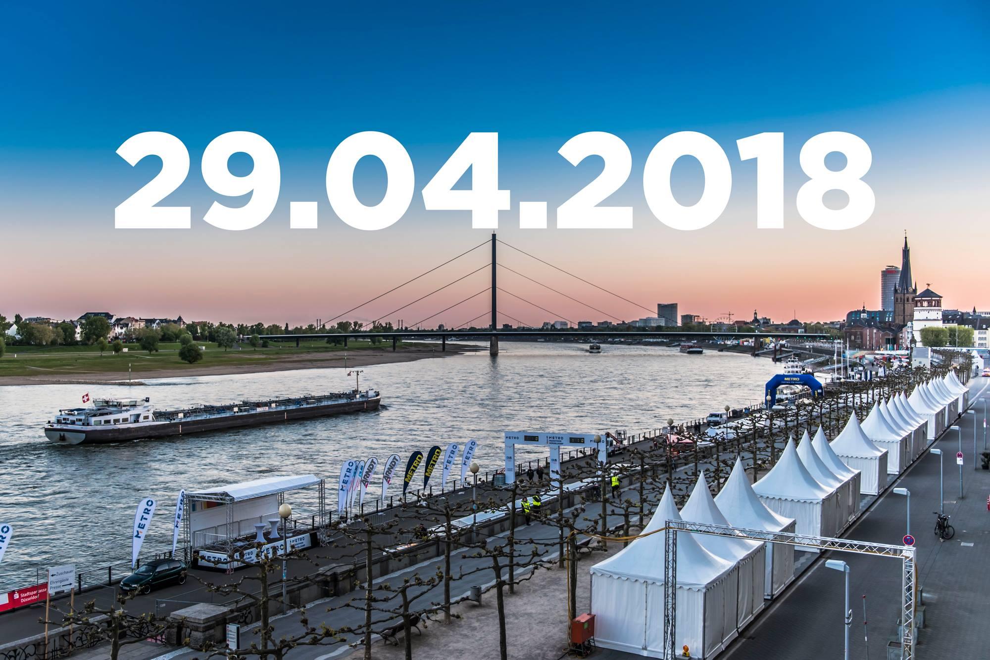METRO Marathon Düsseldorf