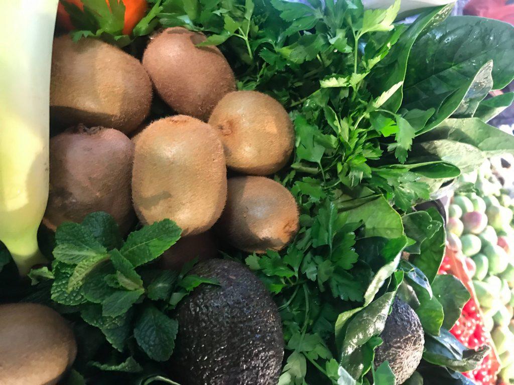 Avocado und Co
