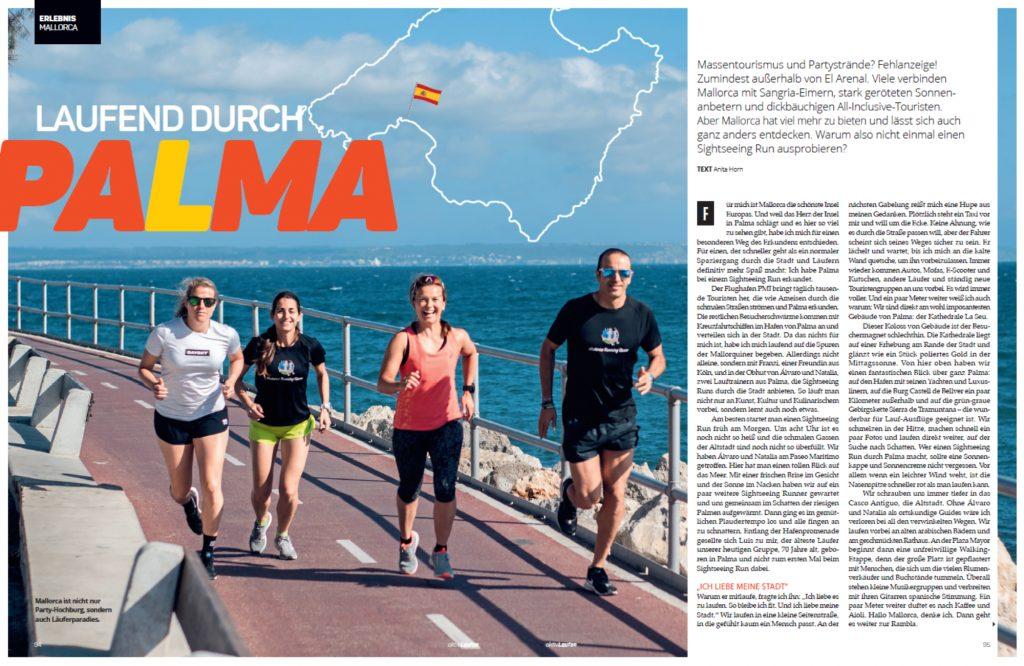 Sightseeing Run Palma