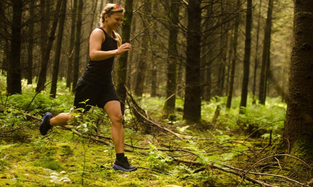 Isabel Falconer Trailrun